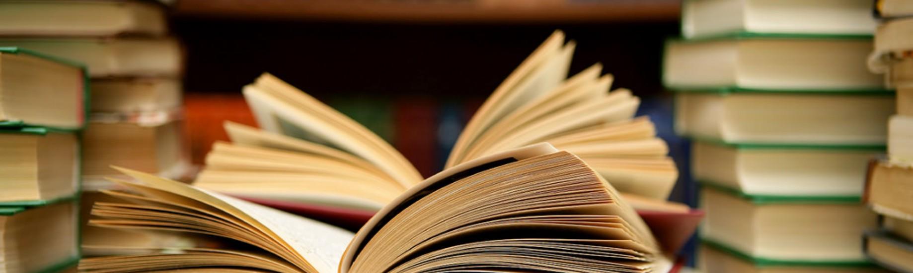 Formations dans le monde des livres
