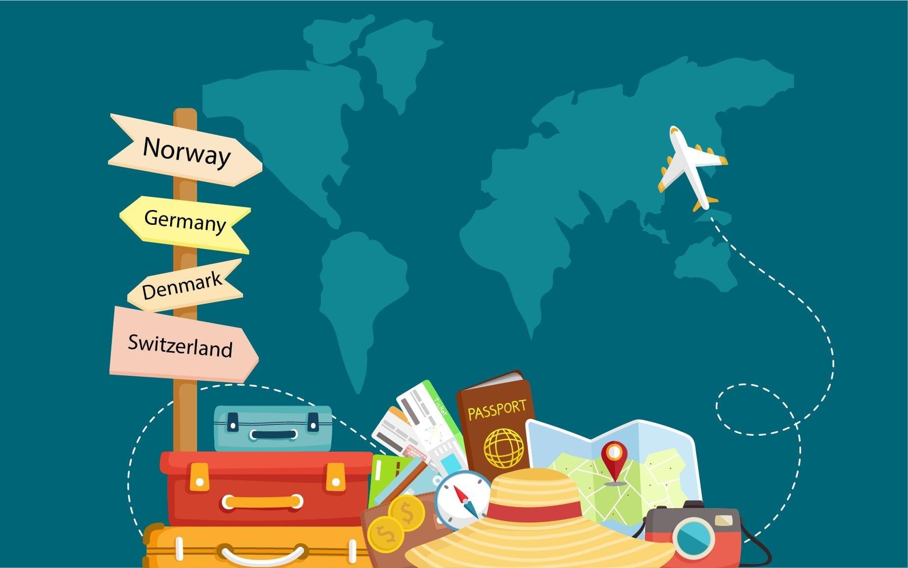 Étudier à l'étranger : est-ce une bonne idée ?